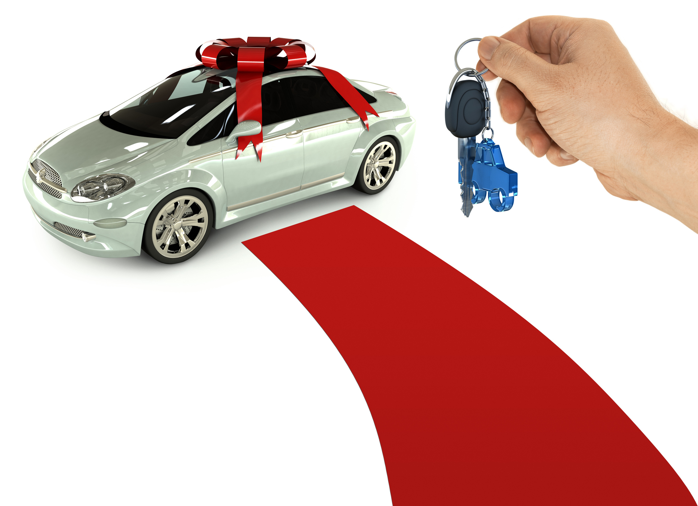 gift car on a car loan
